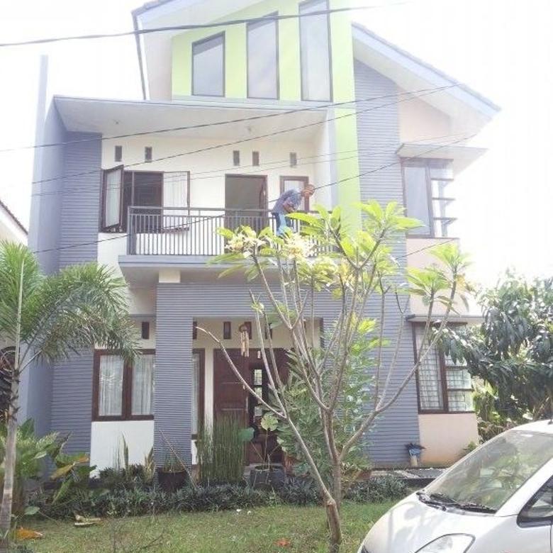 Disewakan rumah 2 lantai di Pondok Cabe Tangerang Selatan