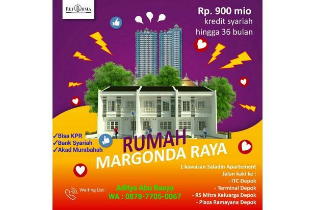 Rp882jt Rumah Dijual