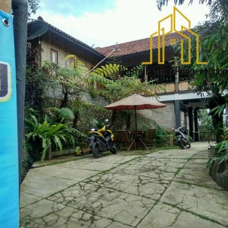Villa, Cafe dan Kolam yang Sejuk di dataran tinggi Ujungberung