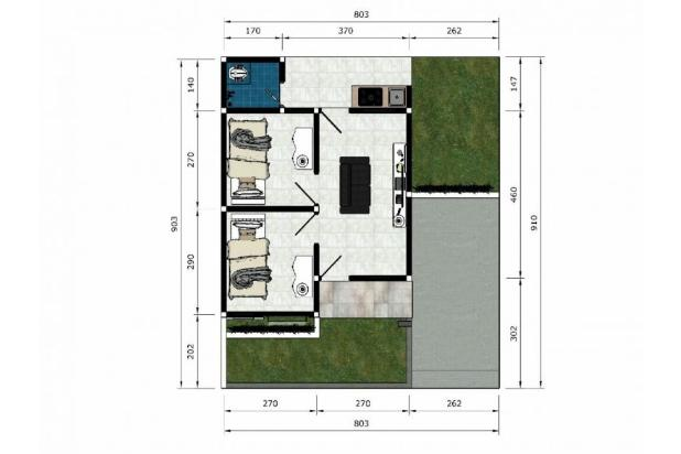 rumah murah bantul 12397162
