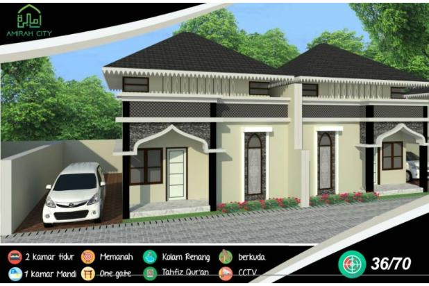 Rumah Dijual: Perumahan Islami \u0026 Terjangkau Daerah Serang