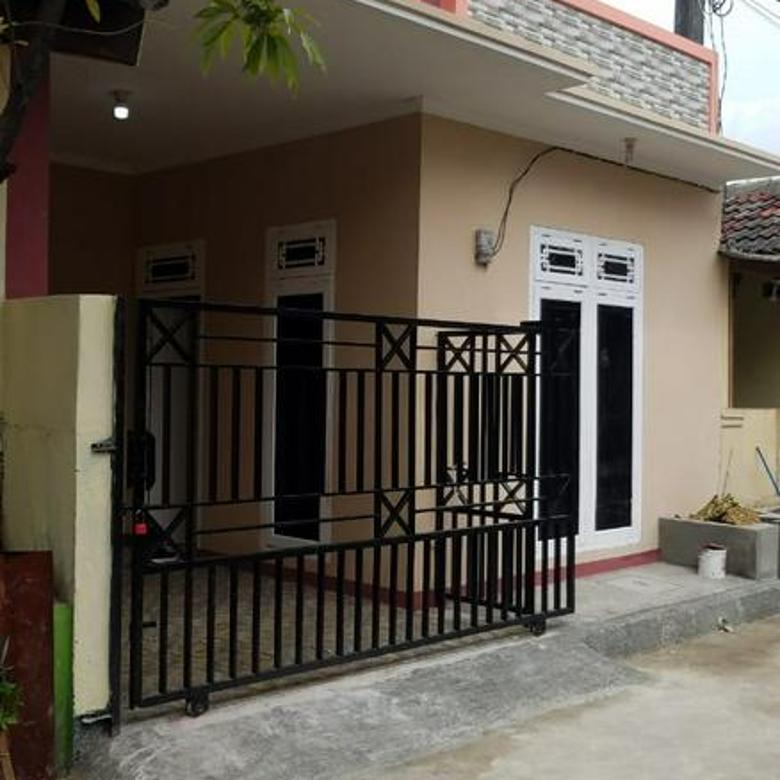 rumah minimalis baru selesai renov.. lokasi Pondok Ungu Permai,
