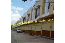 Disewakan Ruko Jl. Trikora Banjarbaru