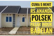 Dijual Terbaru Rumah Subsidi di Bekasi Dp Ringan