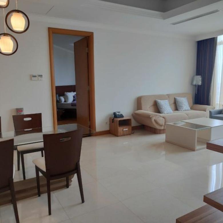 Sewa Apartemen Kempinski Grand Indonesia 2BR Furnished Bagus