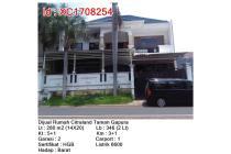 Dijual Rumah Citraland Taman Gapura Siap Huni!!! Dekat Pakuwon