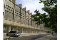 Ruko Strategis Wallstreet di Green Lake City Jakarta Barat Lokasi OK
