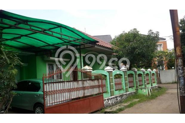 Rumah Hoek Murah di Gandul Cinere dekat Tol Antasari 17710739