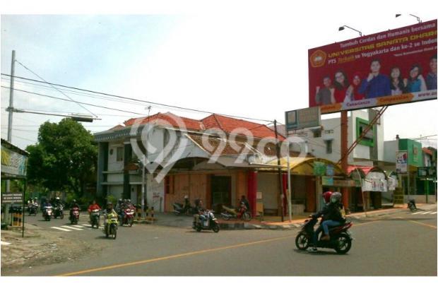 Ruko 2 Lantai Dijual atau Bisa Juga Dikontrakkan Pinggir Jalan Jogja Solo 9489001