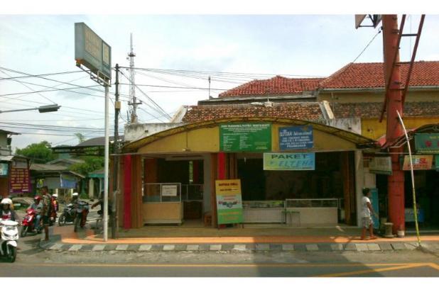 Ruko 2 Lantai Dijual atau Bisa Juga Dikontrakkan Pinggir Jalan Jogja Solo 9489004