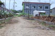 Tanah 100 Jutaan Dekat Stasiun KRL, 12 X Angsuran Bebas Bunga