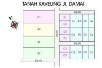 Kaveling Jakal KM.9 Dekat UII 590 m2