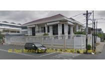 Dijual rumah di Pluit Utara Raya 2 lt, Lt. 963 m2