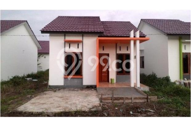 Rumah  Minimalis Type  45  Pontianak  Gambar Om