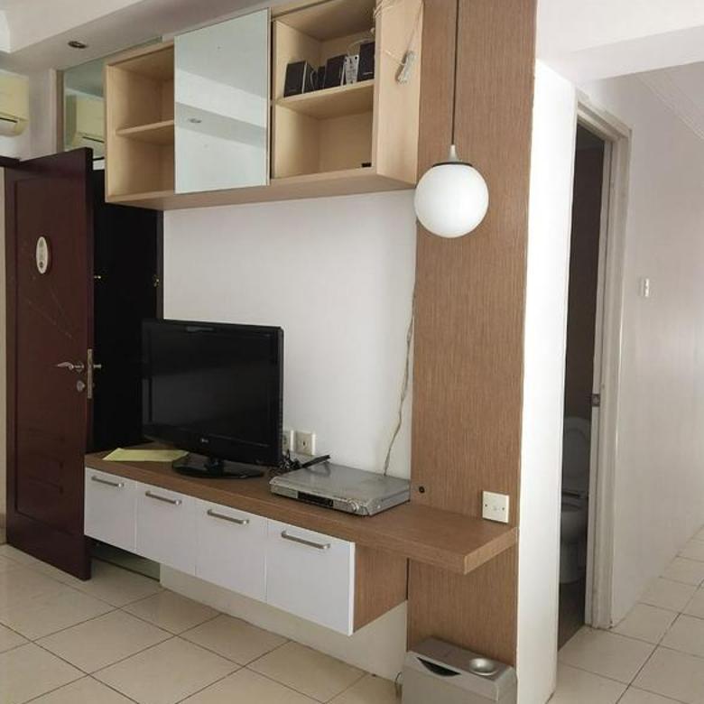 Apartemen Mediterania Garden 2 - Tower Jasmine Furnished Lantai Sedang