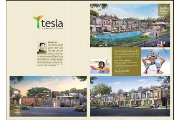Dijual Rumah Strategis di Summarecon Serpong Culster Tesla Tangerang 6485160