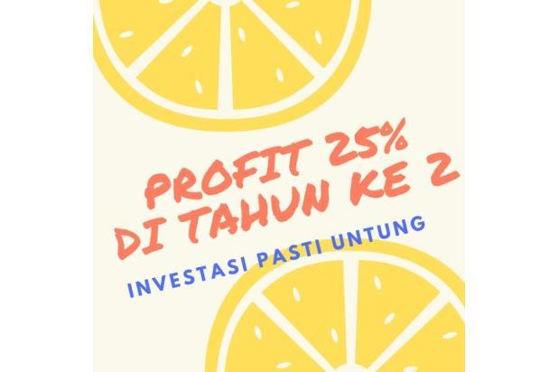 Investasi Aman, Beli Properti Bergaransi Profit 25 % 17795177