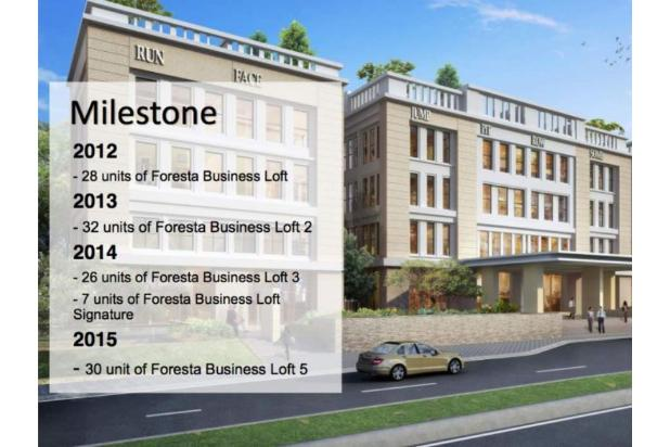 Foresta Business Loft 6, cocok untuk perkantoran dan usaha 15829591