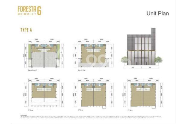 Foresta Business Loft 6, cocok untuk perkantoran dan usaha 15829601