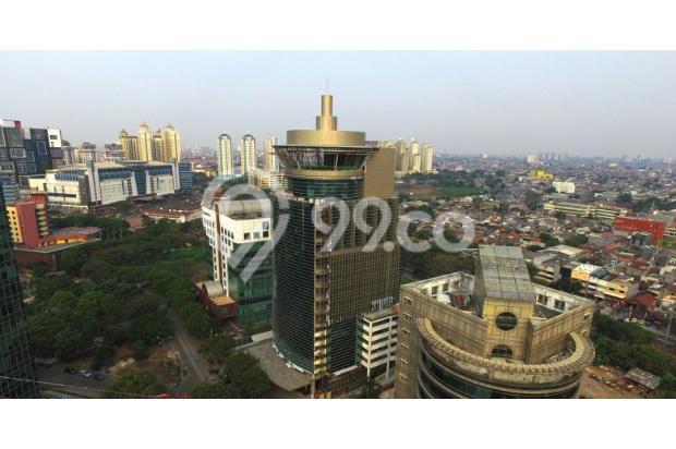 Disewa Ruang Kantor 400.26 sqm di Sainath Tower, Kemayoran, Jakarta Pusat 14044614