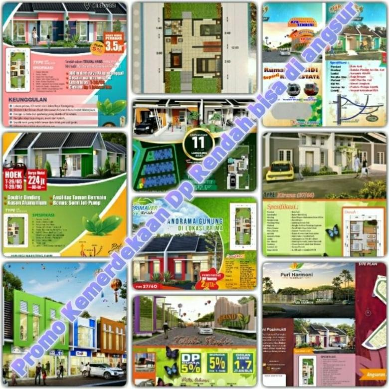 Rumah subsidi,kualitas komersil lokasi sangat strategis