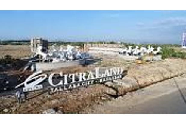 Kavling Besar CitraLand Tallasa City Makassar 14318327