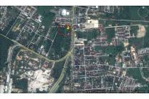 Tanah Pinggir Jalan Besar Super Strategis Kawasan HighRise Kota Pekanbaru