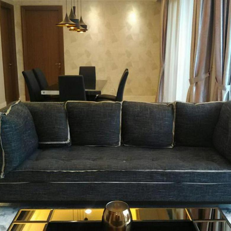 Apartment Botanica  Simprug 2BR Uk 157m2 Furnished USD2100 permonth ,Keb Lama Jaksel