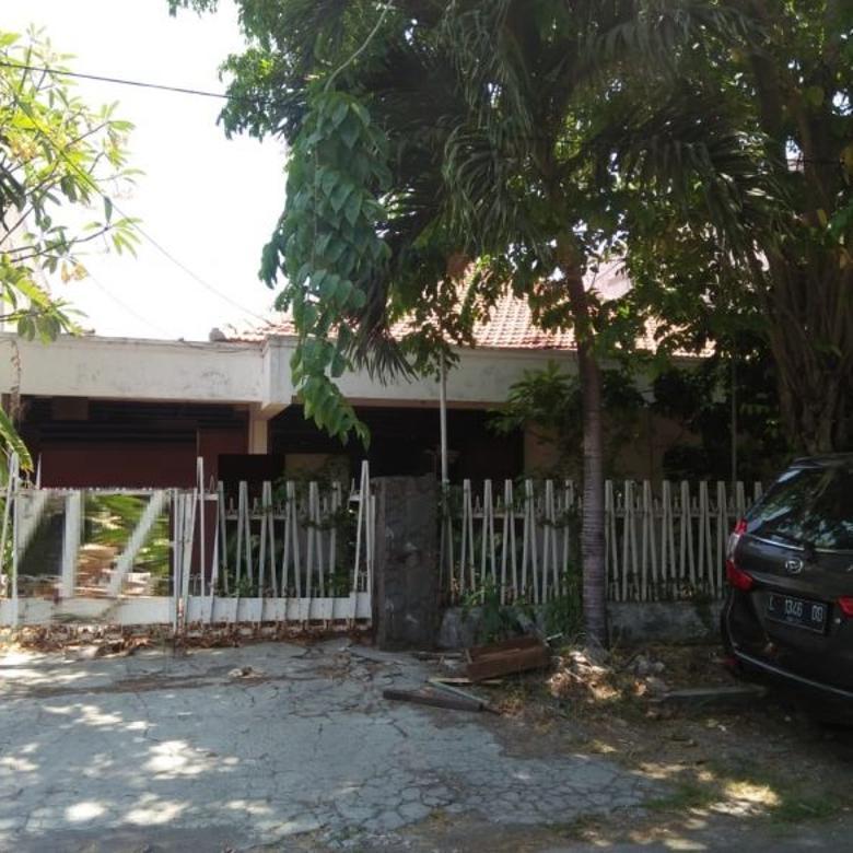 Rumah Lama jalan Manyar Rejo