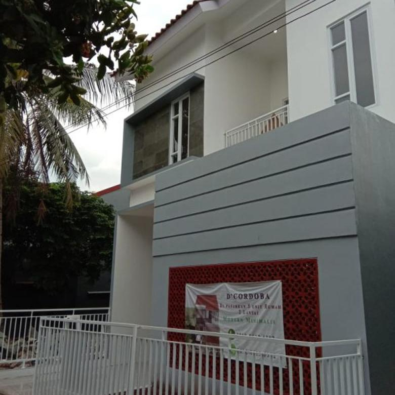 Rumah Baru di Cimanggis belakang Brimob dan Cijantung Jakarta