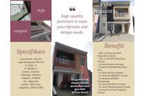 Dijual Rumah Nuansa Villa Diutara Bandung Cimahi