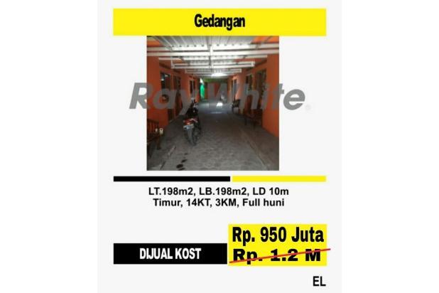 Rp950jt Kost Dijual