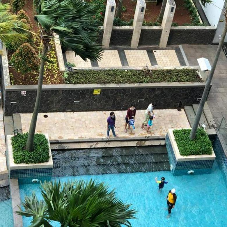 Apatemen Permata Hijau Residence . By Agung Podomoro. Tower Abelia lantai 9
