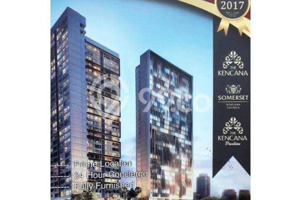 Somerset Apartement & Kencana Pavillion (siap huni tahun ini) 12900580