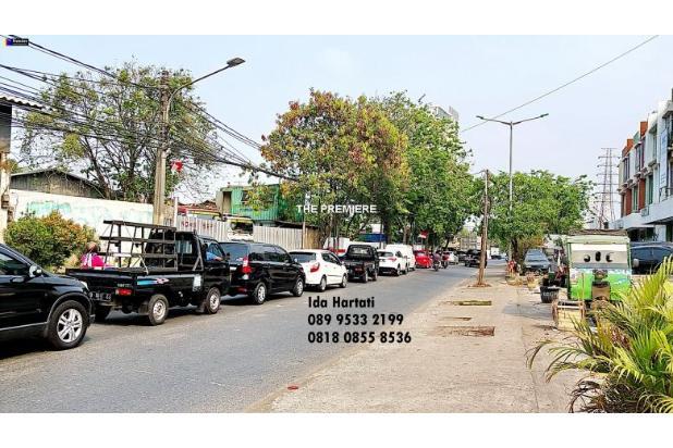 ruko baru luas tanah 6.2 x 1gading boulevard pegangsaan dua kelapa gading
