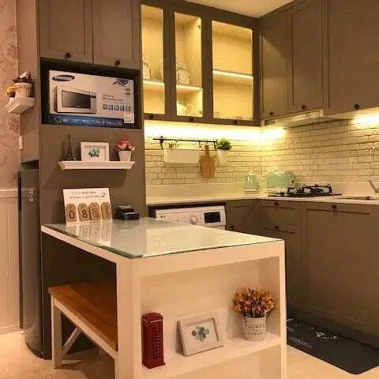 PIK Gold Coast 1BR Furnished Bagus