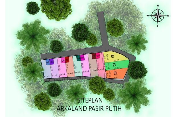 Jual Tanah 1,8 Jutaan di Depok, Sertifikat Hak Milik 16521929