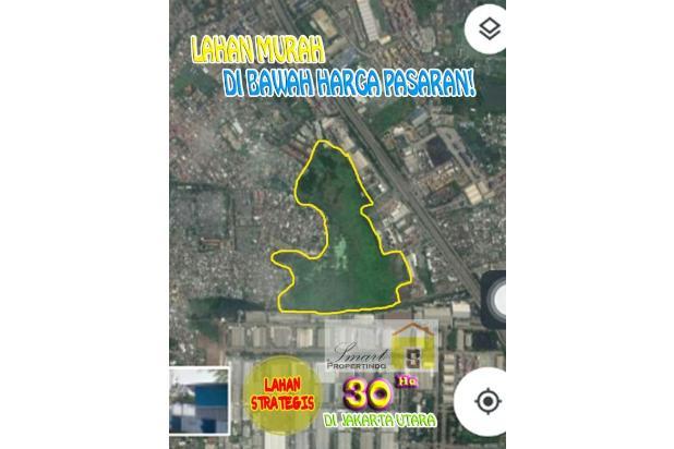 Rp1,05trily Tanah Dijual