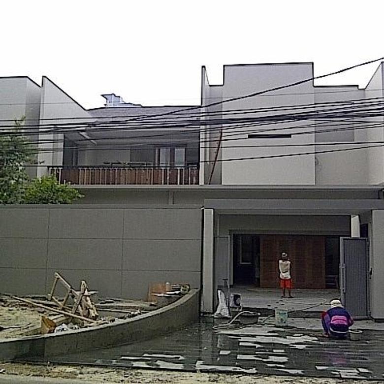 Modern House - Kebayoran Baru