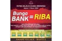 EDISI PROMO  KAVLING Tanah Syariah MURAH di Bantul Yogyakarta