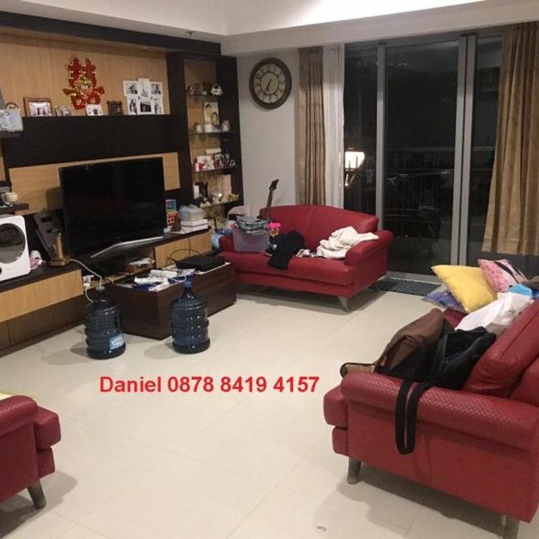 Apartemen Semi Furnished The Mansion Kemayoran