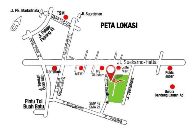 Jual Rumah DP 30Jutaan Grand Sharon Kota Bandung 13586029