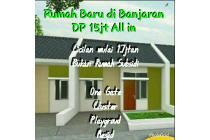 Rumah Baru, Cluster DP 15jt all in, Dkt Cangkuang Banjaran Bandung oke