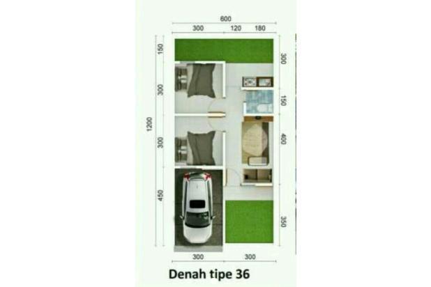 Rp277jt Rumah Dijual