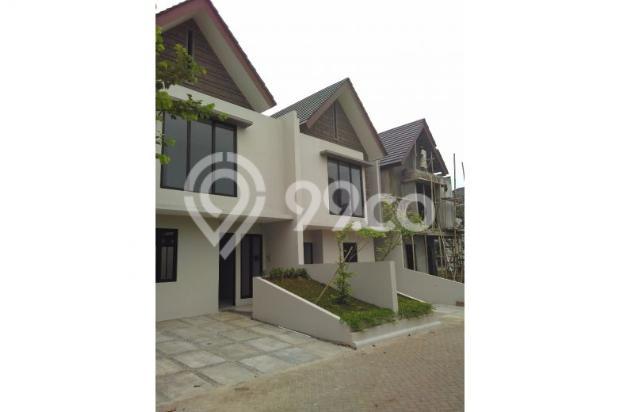 RUMAH Di TOWN HOUSE BESAR DP 0 %+PAJAK+NOTARIS POMENTIA RESIDENCE JAGAKARSA 8956268