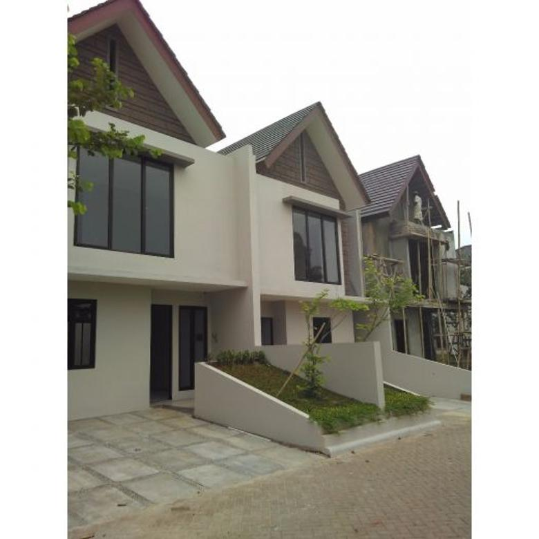 RUMAH Di TOWN HOUSE BESAR DP 0 % POMENTIA RESIDENCE JAGAKARSA