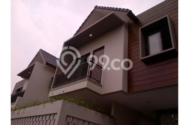 RUMAH Di TOWN HOUSE BESAR DP 0 %+PAJAK+NOTARIS POMENTIA RESIDENCE JAGAKARSA 8956273