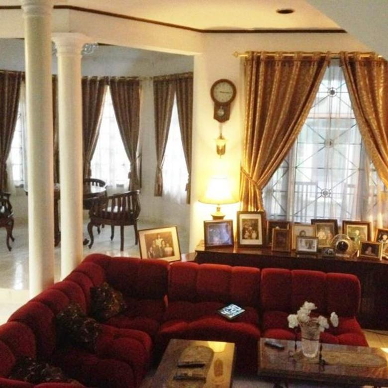 Rumah asri dan nyaman di Pejaten, Jakarta Selatan