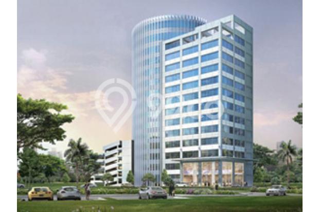 Dijual Ruang  Kantor 133 sqm di Synthesis Tower 2, Tebet, Jakarta Selatan 13937179