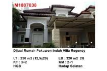 Dijual Rumah Pakuwon Indah Villa Regency